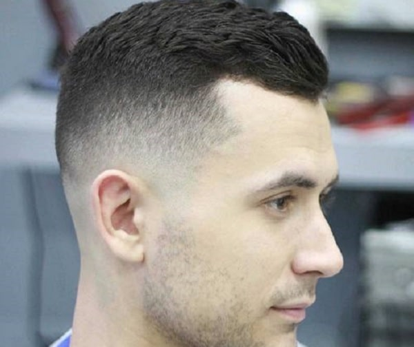 Mid Fade Ivy league