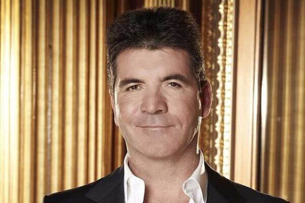 Simon Cowell's Flat Top