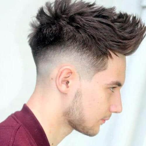 50 Awesome Mid Fade Haircut Ideas Menhairstylist Com