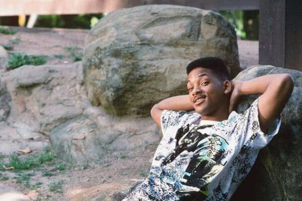 Will Smith's Flat Top Haircut