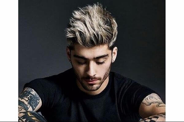 What do I have to do to get Zayn Maliks hairstyle  Quora