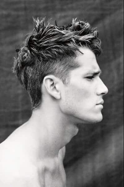 50 bold undercut hairstyle ideas to try out menhairstylist messy undercut hairstyle urmus Choice Image