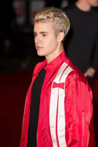 The Classic Justin Bieber Undercut