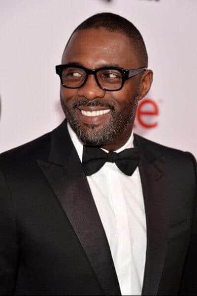 The Idris Elba Extra Short Undercut Hairstyle