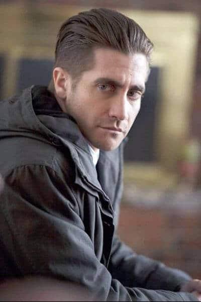 The Jake Gyllenhaal Undercut Hairstyle