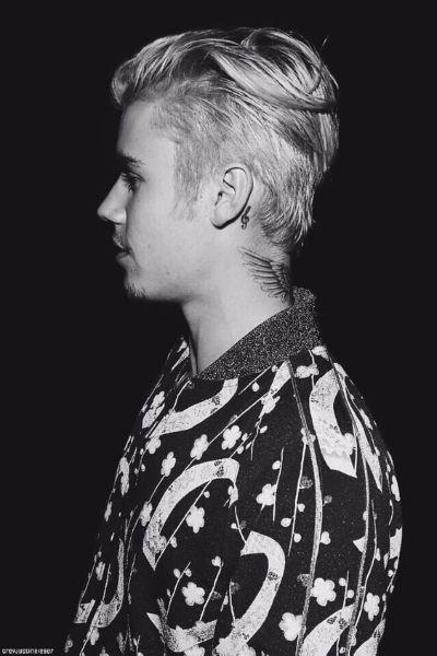 The Justin Bieber Asymmetrical Extravaganza