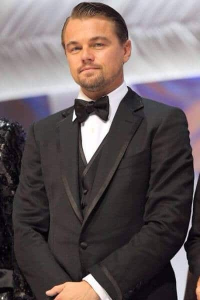 The Leonardo Dicaprio Undercut Hairstyle