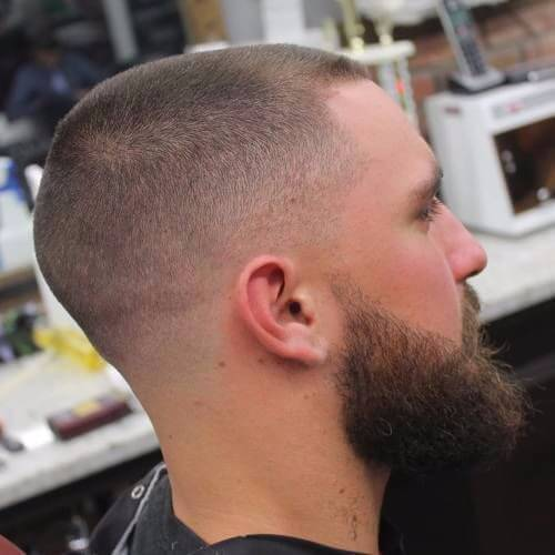 buzz cuts variation