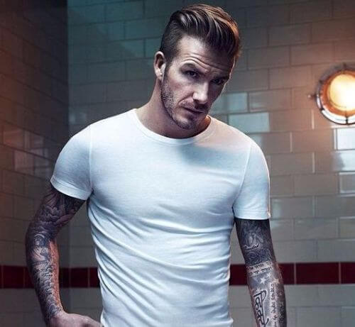 50 David Beckham Hair Ideas To Shoot For Today