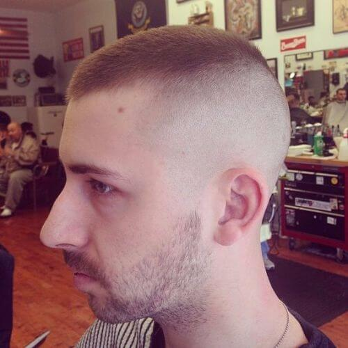 high and tight buzz cuts