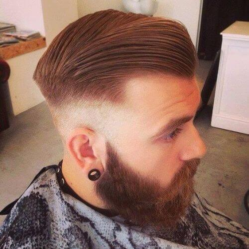 hipster haircut for red hair