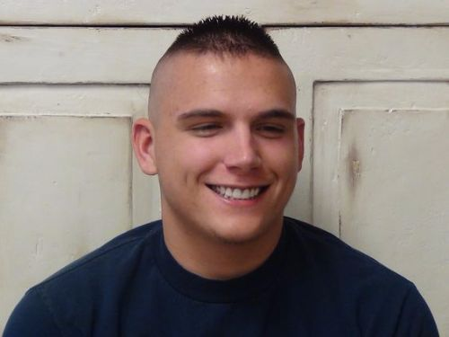 military haircut high and tight