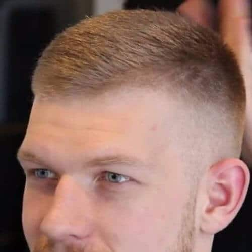 flat top buzz cut