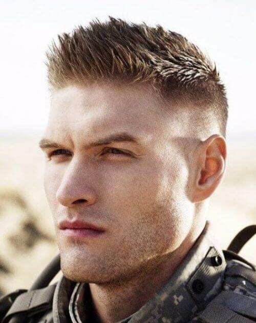 60 Military Haircut Ideas Menhairstylist Men Hairstylist