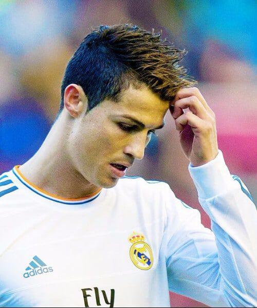 60 Cristiano Ronaldo Haircut Ideas | MenHairstylist.com