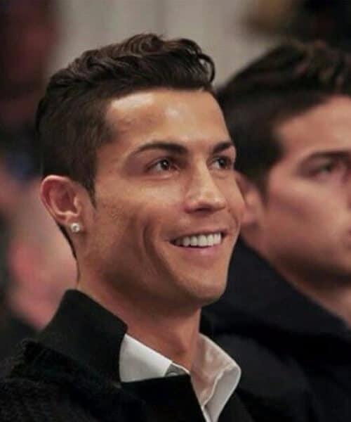 60 Cristiano Ronaldo Haircut Ideas Menhairstylist Com