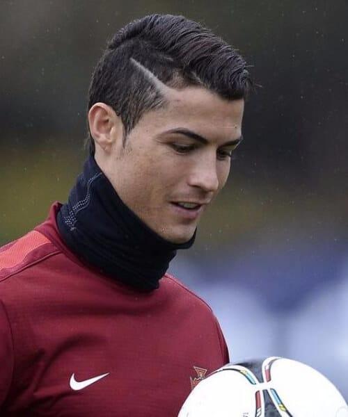 60 Cristiano Ronaldo Haircut Ideas Menhairstylist Men Hairstylist