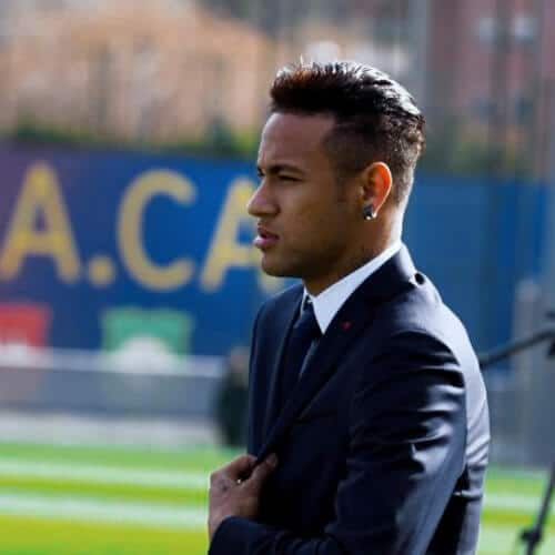 45 Amazing Neymar Haircut Ideas Menhairstylist Com