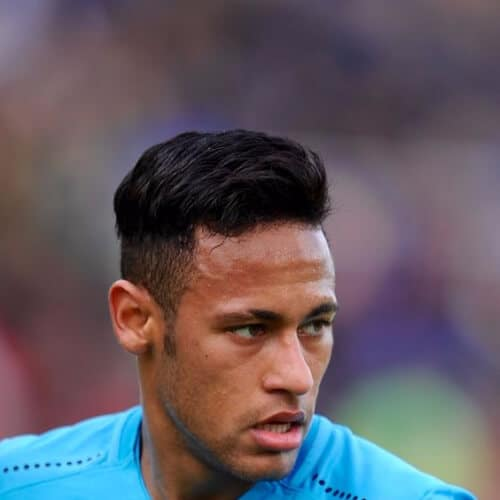40 Amazing Neymar Haircut Ideas | MenHairstylist.com