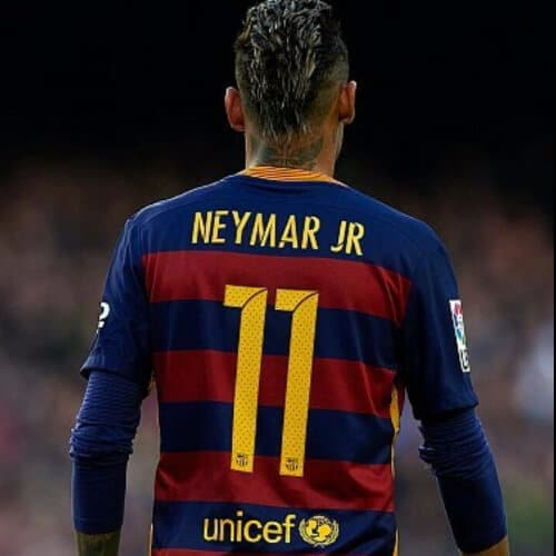 45 Amazing Neymar Haircut Ideas Menhairstylist Com