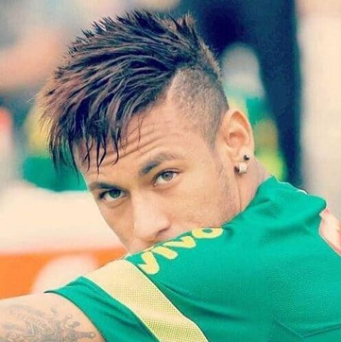 45 Amazing Neymar Haircut Ideas Menhairstylist Men Hairstylist