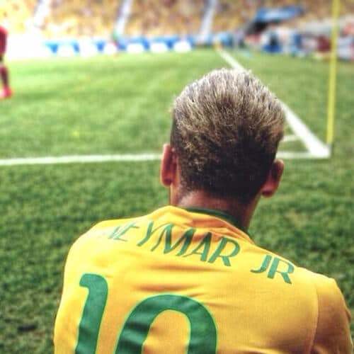 neymar haircut grindelwald blonde on dark undergrowth