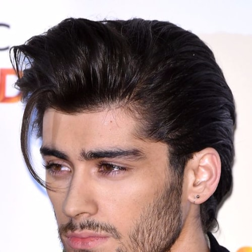 zayn malik haircut hair strand
