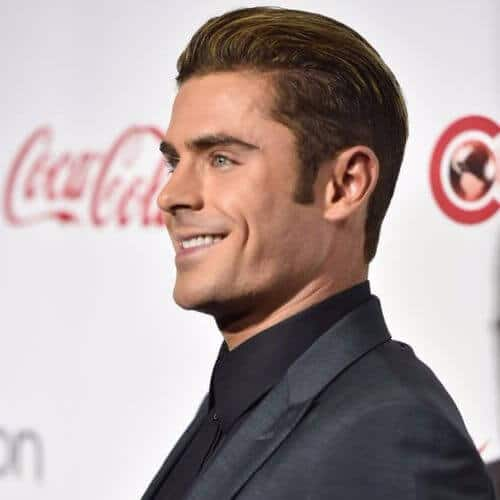 30 Outstanding Zac Efron Hair Designs | MenHairstylist.com
