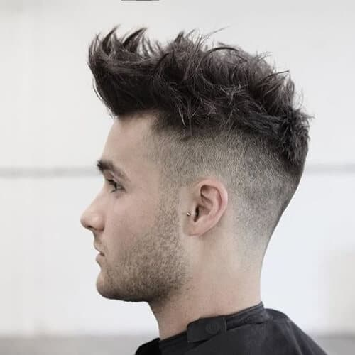40 High And Tight Haircut Ideas For The Right Attitude Menhairstylist Com