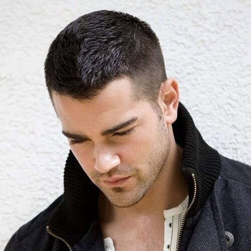 40 High And Tight Haircut Ideas For The Right Attitude