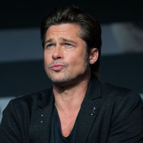 Brad Pitt Haircut Ideas 50 and Fresh