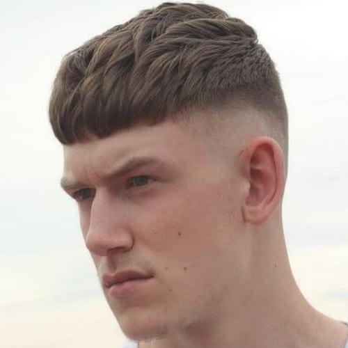 40 Brilliant Caesar Haircuts Menhairstylist Men Hairstylist
