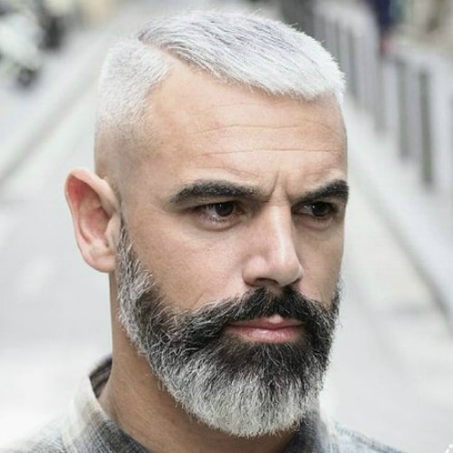 40 Caesar Haircuts to Look Like an Emperor | MenHairstylist.com