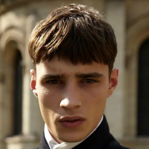 40 Caesar Haircuts To Look Like An Emperor