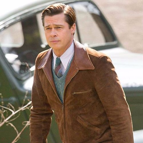 Brad Pitt Haircut Ideas Old Hollywood Glam