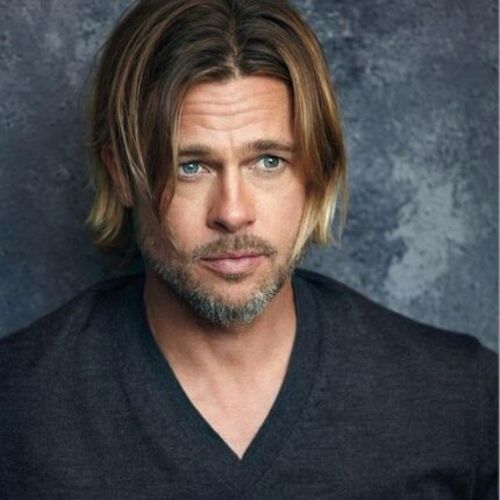Brad Pitt Haircut Ideas The Bob
