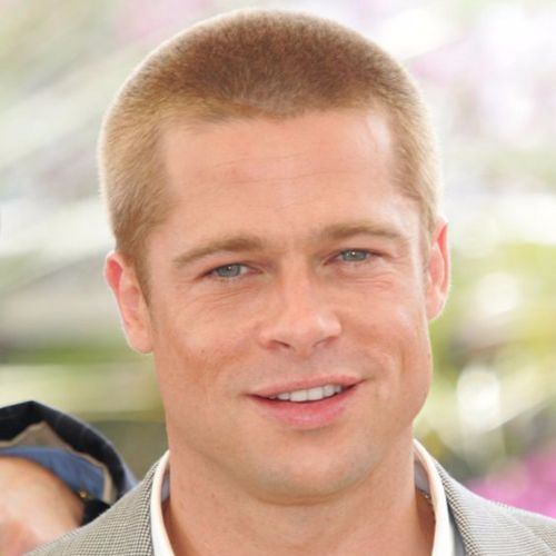Brad Pitt Haircut Ideas The Buzz Cutt