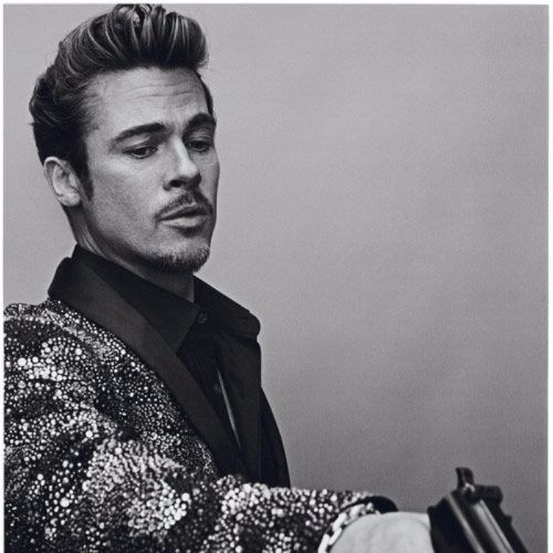 Brad Pitt Haircut Ideas The Pomp