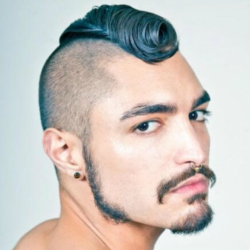 50 Outgoing Mohawk Haircut Ideas for that Extra Look ...