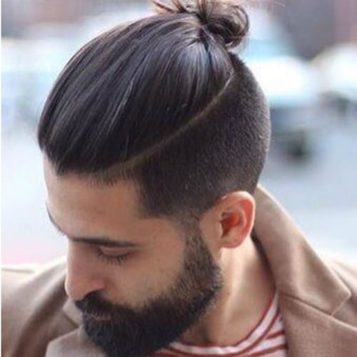 Cool Long Hair Haircuts For Guys 42