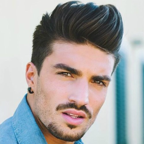 40 Fashionable Medium Length Hairstyles for Men | MenHairstylist.com