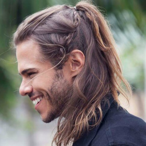 45 Rebellious Long Hairstyles for Men | MenHairstylist.com