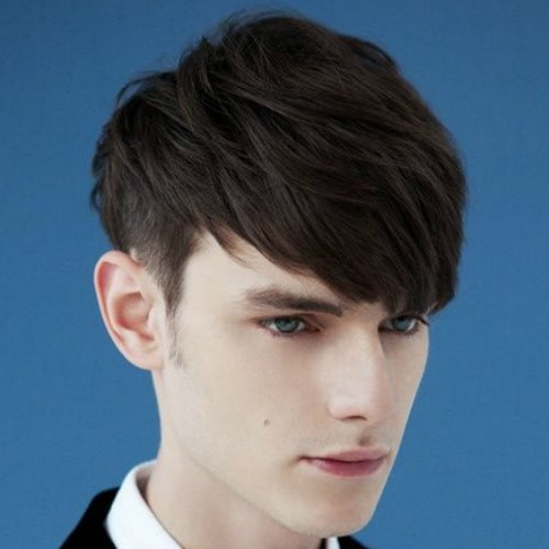 Hairstyles For Prom Boy : 40 glamorous hairstyles for prom menhairstylist.com