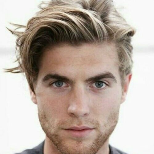 40 Medium Length Hairstyles for Men to Rock the Fashionable ...