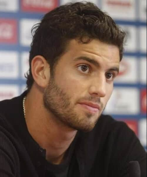 Mateo Musacchio ac milan soccer haircuts