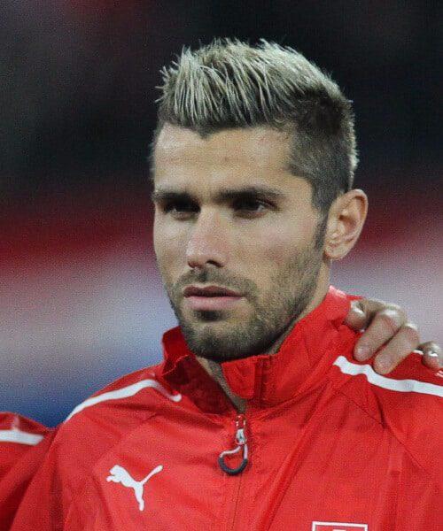Valon Behrami watford soccer haircuts