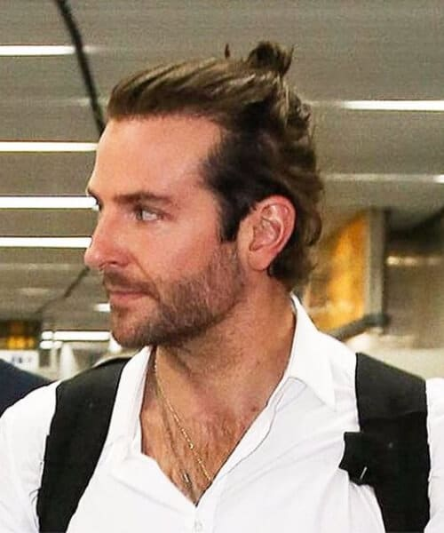 How To Style A Top Knot Man Bun 2 Ways Mens Hair 2017 Youtube