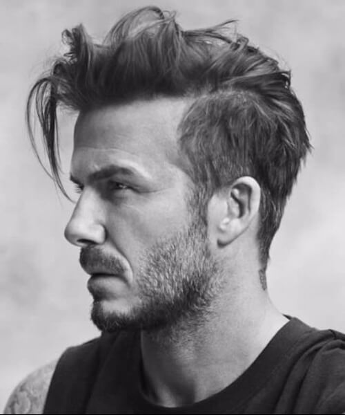 david beckham mens hairstyles