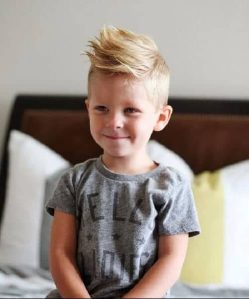 45 Boys Haircut Ideas To Inspire You