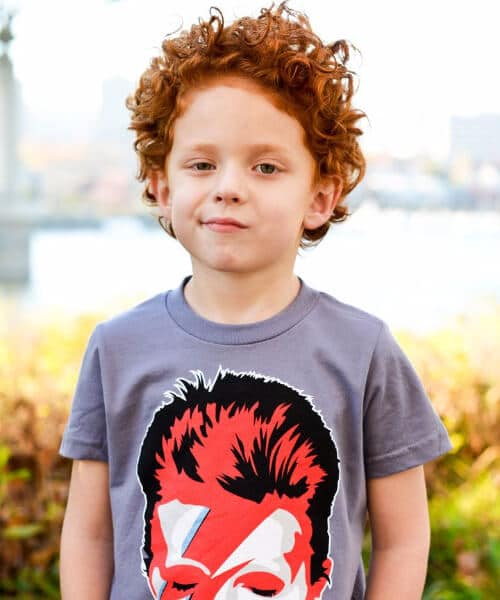 flaming curls boys haircut